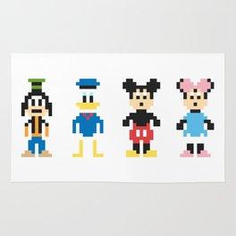 The Pixel Gang Rug