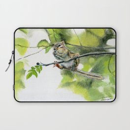 Balancing Act by Teresa Thompson Laptop Sleeve