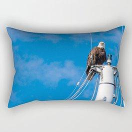 Confidence Rectangular Pillow