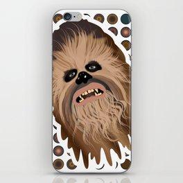 Chewbacca iPhone Skin