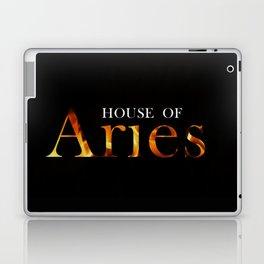 House of Aries Logo Laptop & iPad Skin