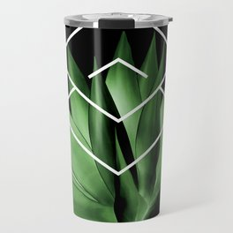 Agave geometrics III Travel Mug