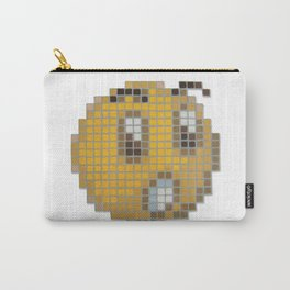 Emoticon Ohh Carry-All Pouch