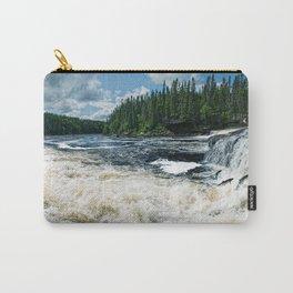 Swim Upstream Carry-All Pouch
