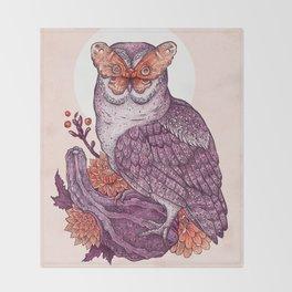 Autumnal Equinox Throw Blanket