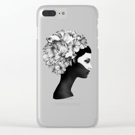 Marianna Clear iPhone Case