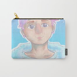 Spring Day Mochi Carry-All Pouch