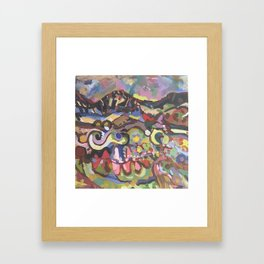 Autumn4 Framed Art Print