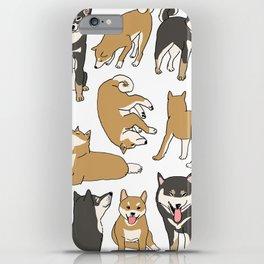 I love Shiba inu! iPhone Case