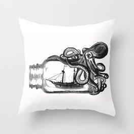 Constraints Throw Pillow