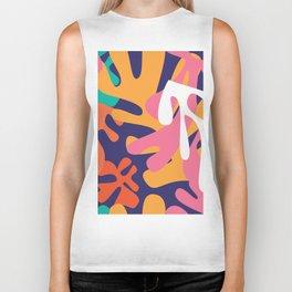 Matisse Pattern 010 Biker Tank