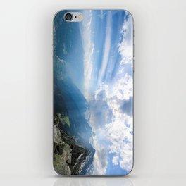 Meran // Mutspitze iPhone Skin
