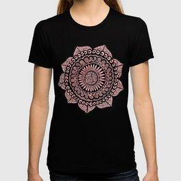 Blush Lace T-shirt