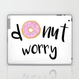 Donut Worry Laptop & iPad Skin