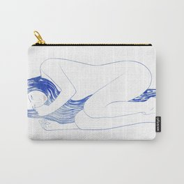 Water Nymph LIX Carry-All Pouch