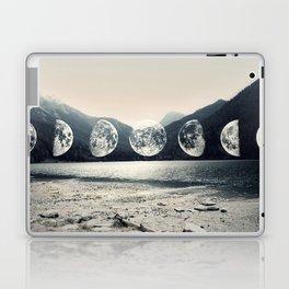 Moonlight Mountains Laptop & iPad Skin