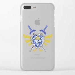 Heroes Legend - Zelda Clear iPhone Case