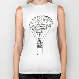 Light up my brain Biker Tank