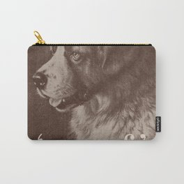 Famous Quotes #1 (anonymous dog, 1941) Carry-All Pouch