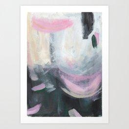 Bubblegum Sky Art Print