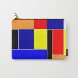 Mondrian #48 Carry-All Pouch