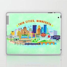 Twin Cities Laptop & iPad Skin