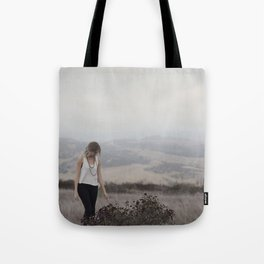 The Road Not Taken Tote Bag