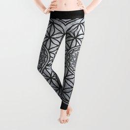 Sacred Unity - Sacred Geometry Leggings
