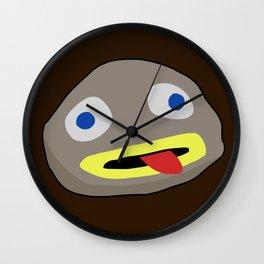 That's a Rock FFFFact! Wall Clock