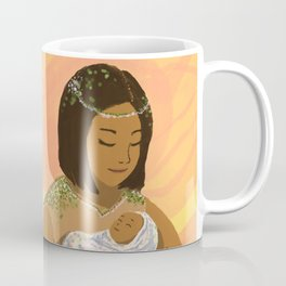 Mother and Child Coffee Mug