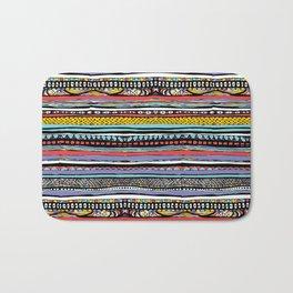 patterns of color Bath Mat