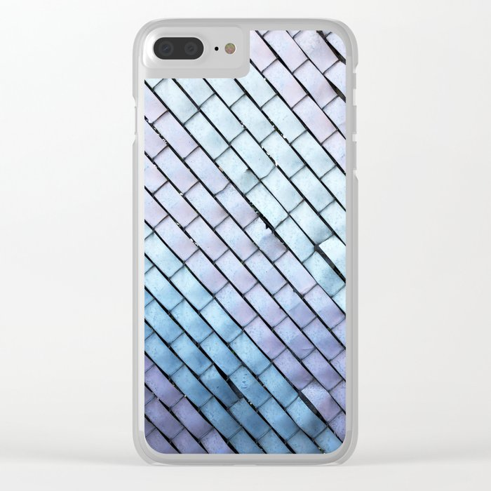 Fenced. Clear iPhone Case