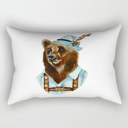Bear-Varian  Rectangular Pillow