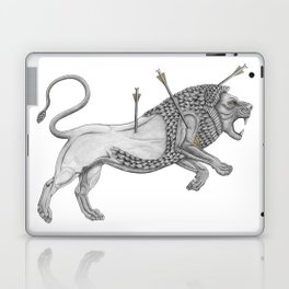 Mesopotamian Lion Laptop & iPad Skin