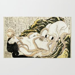 Dream of the Fisherman's Wife - Mad Men Rug