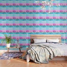 Unicorn Girls Glitter #16 #shiny #decor #art #society6 Wallpaper