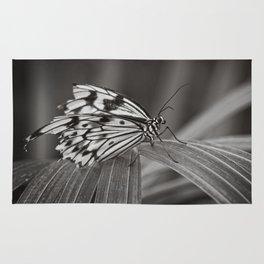 Broken Wings Mono Rug