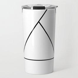 Triangle Part 4 Travel Mug