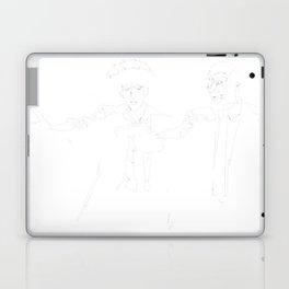Spike Jet Knock Out - Cowboy Bebop Laptop & iPad Skin