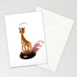 Golden Sophie Stationery Cards
