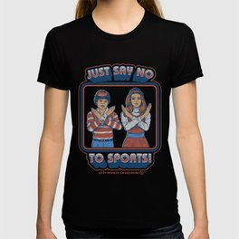 SAY NO TO SPORTS T-shirt