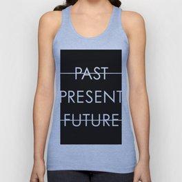 Past Present Future Unisex Tank Top