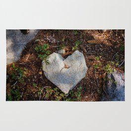 Nature Loves You Rug