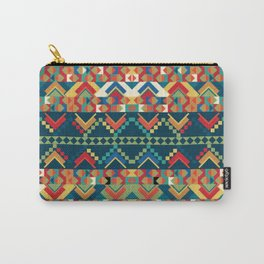 Indi-abstract#12 Carry-All Pouch