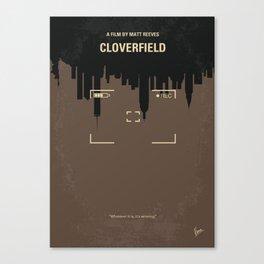 No203 My Cloverfield mmp Canvas Print