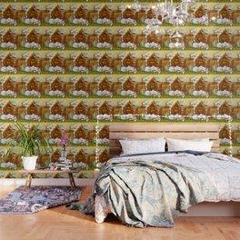 Happy buddha Wallpaper