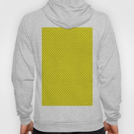 Yellow Scales Pattern Hoody