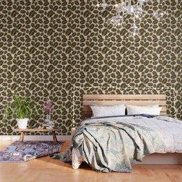 Maranta leaves Wallpaper