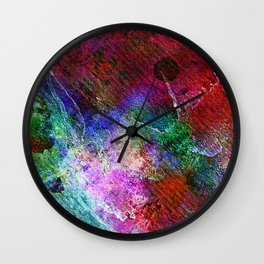 Royal Orchard Wall Clock