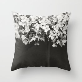 Sentimental Serenade Throw Pillow
